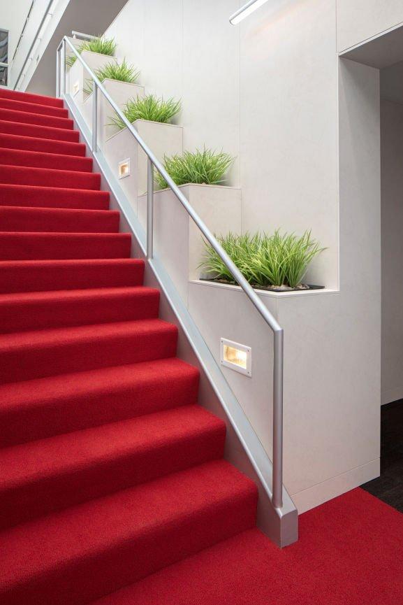 1200 Washington stair detail by InUnison Design