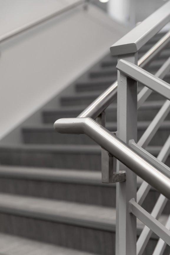 Benilde St. Margarets staircase