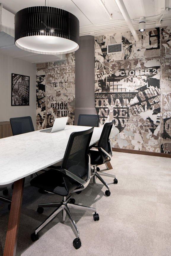 meeting room in Eagle Ridge Partners Office