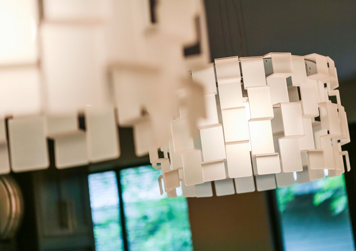 Gilda's Club Twin Cities lighting detail by Christine Frisk of InUnison Design