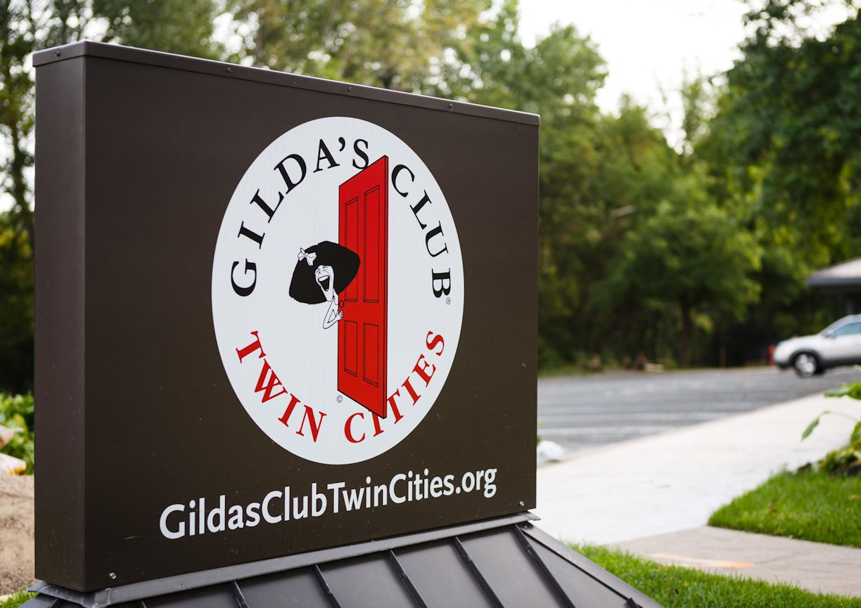 Gilda's Club Twin Cities by Christine Frisk of InUnison Design