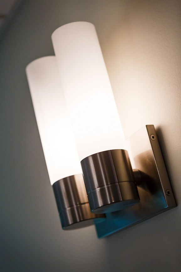 Gilda's Club Twin Cities wall sconce by Christine Frisk of InUnison Design