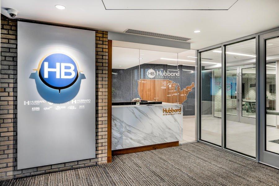 Hubbard Broadcasting Lobby