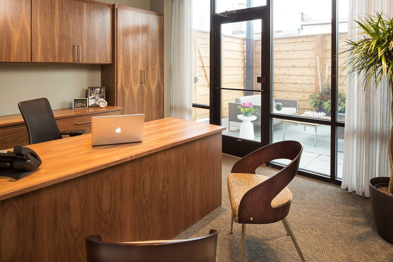 Matonich Law office by Christine Frisk of InUnison Design
