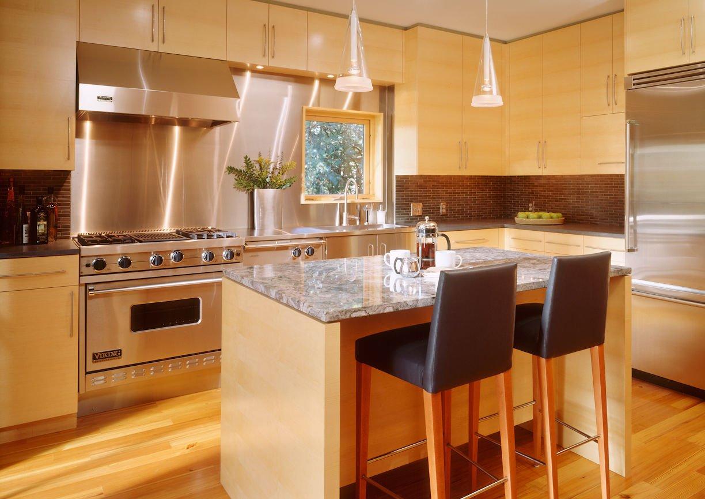 Modern Tudor style kitchen by InUnison Design