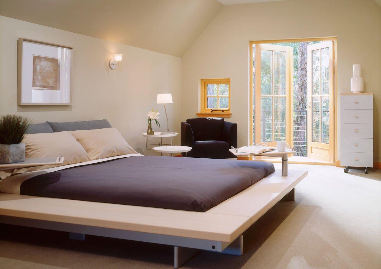 Modern bedroom by InUnison Design