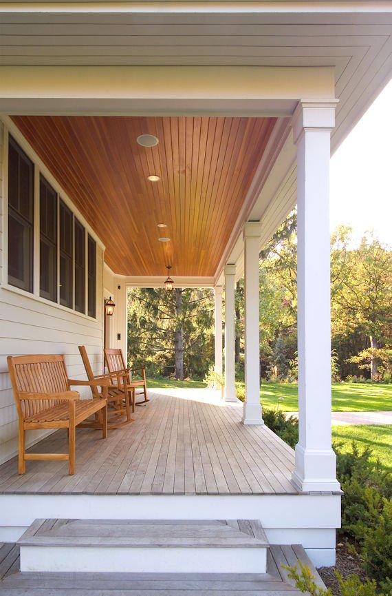 Orono Farmhouse interior design by InUnison Design