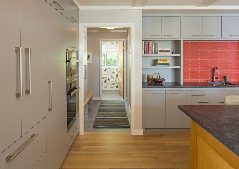 kitchen in Rambler Reimagined by InUnison Design