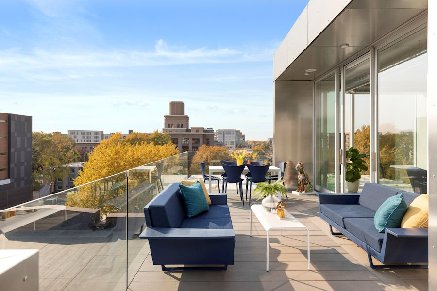 Rooftop Residence