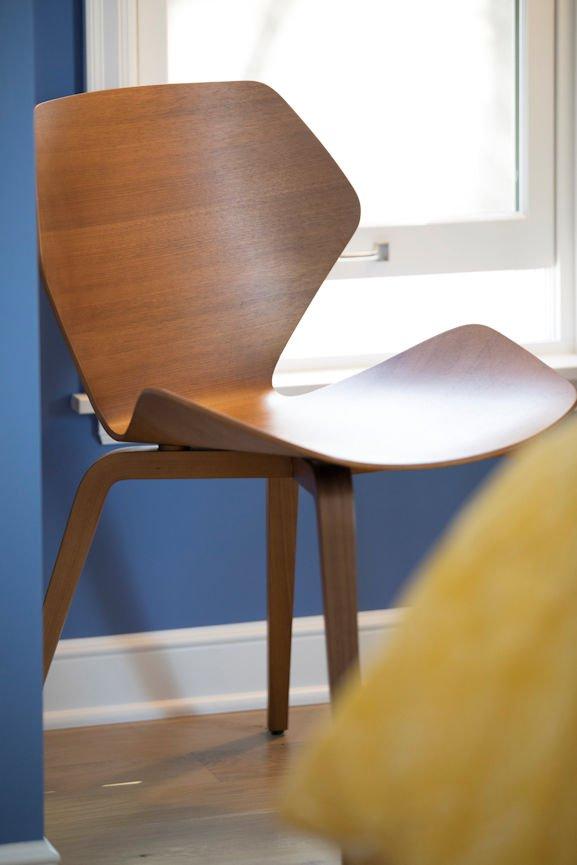 Scandinavian Urban Garden bedroom chair by InUnison Design
