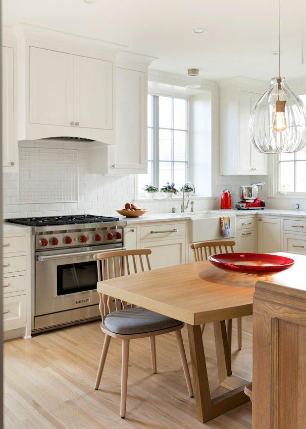 Scandinavian Urban Garden kitchen by InUnison Design